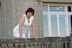 uwodzicielska kobieta Zdjęcia Stock
