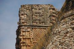 Uxmal, Мексика Стоковые Фото