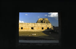 Uxmal Royalty Free Stock Photos