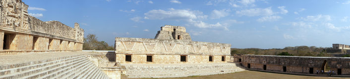 Uxmal Royalty Free Stock Images