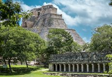 Uxmal Foto de Stock Royalty Free
