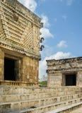 Uxmal Chac Yucatan Μεξικό Στοκ φωτογραφία με δικαίωμα ελεύθερης χρήσης