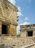 Uxmal Chac Yucatan Mexico Royalty Free Stock Photography