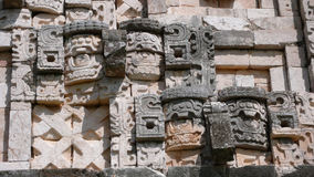 Uxmal, Iucatão, México Foto de Stock
