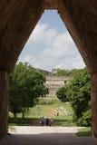 Uxmal Maya-Stadt stockbilder