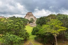 Uxmal Stock Photos