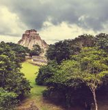 Uxmal Stock Photography