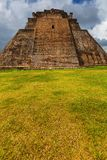 Uxmal Royalty Free Stock Photography