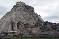 Uxmal mexico Royalty Free Stock Photography