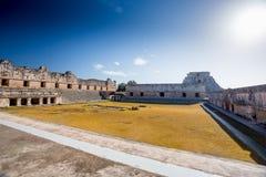 Free Uxmal, Mexico. Nunnery Quadrangle. Stock Photos - 89790243