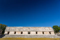 Uxmal, Mexico. Royalty Free Stock Images