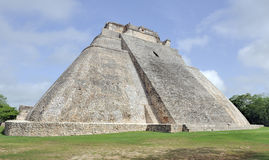 Uxmal, Mexiko Stockfoto