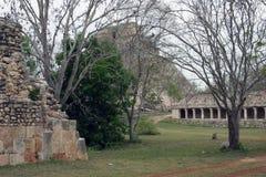 Uxmal, Mexique Photographie stock
