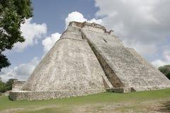 Uxmal, Yucatan, Mexico Royalty-vrije Stock Fotografie