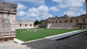 Uxmal. Yucatan. Mexico Royalty Free Stock Photo