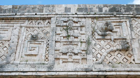 Uxmal, Yucatan, Mexico Stock Photos
