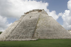 Uxmal, Yucatan, Mexiko Stockfoto