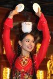 Uyghur dancer Royalty Free Stock Photography