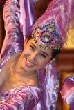 Uyghur dancer Royalty Free Stock Images