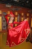 Uyghur dancer Stock Photo