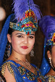 Uyghur dancer Royalty Free Stock Photos