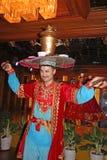 Uyghur dansare Royaltyfria Bilder