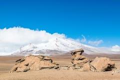 Uyuni, Bolivia Fotografia Stock