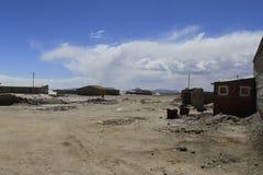 Uyuni Bolivien Stockbild