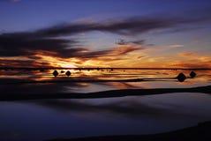 uyuni de salar Στοκ Φωτογραφίες