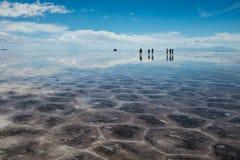uyuni de salar στοκ φωτογραφία