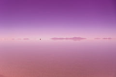 uyuni för de salar Royaltyfri Foto