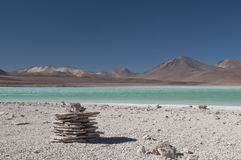 Uyuni sal flats Royalty Free Stock Photos