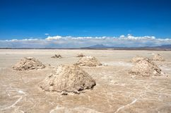 Uyuni Salar de Uyuni salino, Aitiplano, Bolivia Foto de archivo