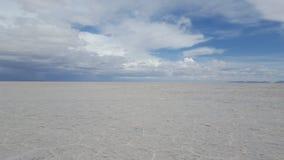 Uyuni Salt Flats Royalty Free Stock Images