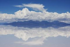 Uyuni Wüste Stockfotografie