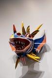 Uzębiona maska Zdjęcie Stock