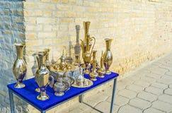 The Uzbek dishwear Royalty Free Stock Photo