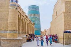 The Uzbek proud Stock Photography