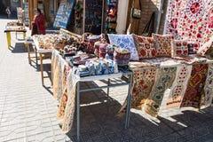 Uzbek souvenirs Royalty Free Stock Photos