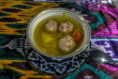 Uzbek Traditional Cuisine 05 royalty free stock photo