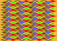 Uzbekiskt silke för vektor Royaltyfri Bild