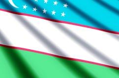 uzbekistan illustrazione vettoriale