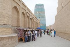uzbekistan Stockfoto