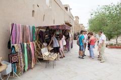 uzbekistan Fotografering för Bildbyråer