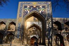 uzbekistan arkivbild
