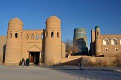 uzbekistan Royaltyfri Fotografi