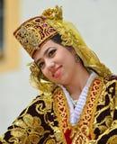 Uzbekistan Dancers Stock Image