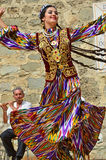 Uzbekistan Dancers Royalty Free Stock Images