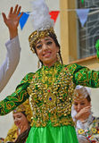 Uzbekistan Dancers Royalty Free Stock Image