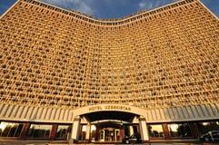 Uzbekistan hotell i Tashkent Royaltyfri Bild